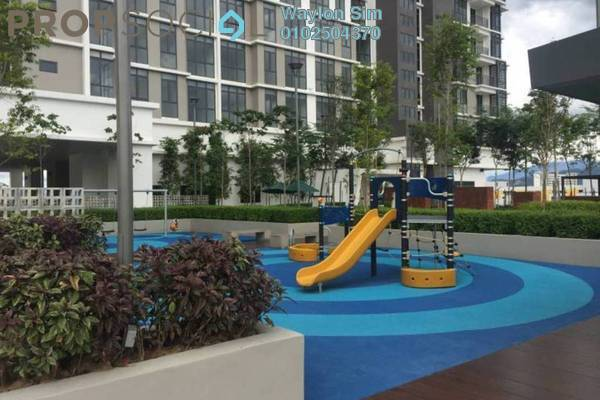 For Rent Condominium at Shamelin Star Serviced Residences, Cheras Leasehold Semi Furnished 3R/2B 1.5k