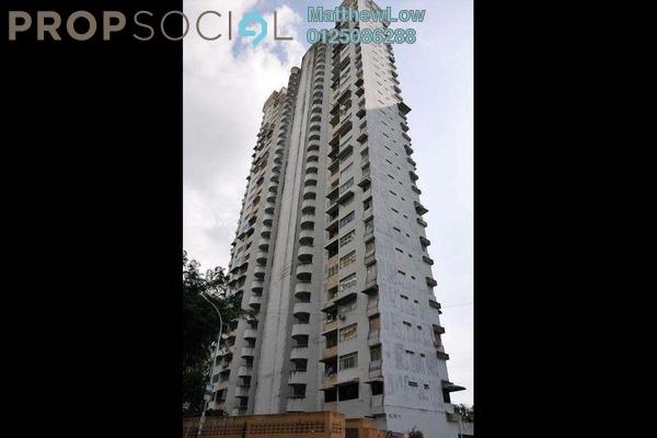For Rent Apartment at Bukit Awana Condominium, Paya Terubong Freehold Semi Furnished 3R/2B 800translationmissing:en.pricing.unit