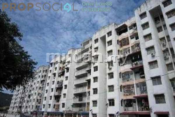 For Rent Apartment at Taman Sri Relau, Relau Freehold Unfurnished 3R/2B 750translationmissing:en.pricing.unit