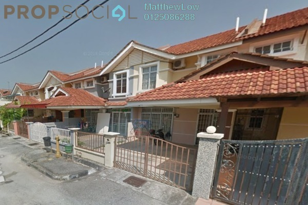 For Rent Terrace at Taman Sutera, Seberang Jaya Freehold Unfurnished 4R/3B 1k