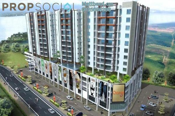 For Rent Condominium at Orange 3, Butterworth Freehold Fully Furnished 4R/2B 1.65k