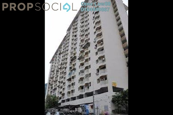 For Rent Apartment at Taman Lone Pine, Farlim Freehold Unfurnished 2R/1B 550translationmissing:en.pricing.unit