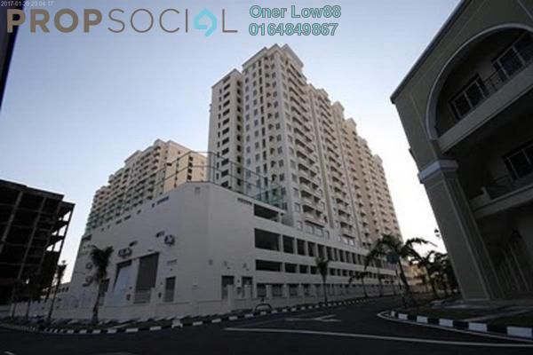 For Rent Condominium at D'Piazza Condominium, Bayan Baru Freehold Fully Furnished 4R/2B 1.7k
