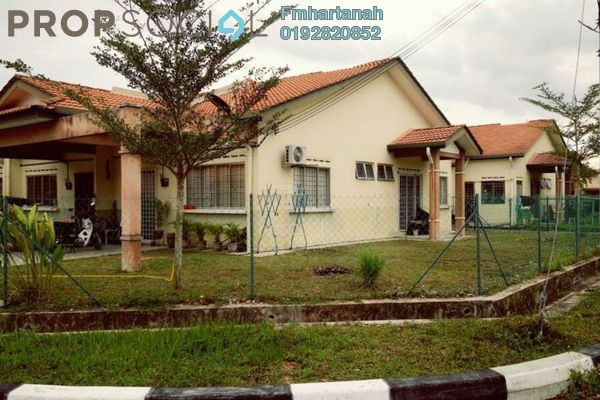 For Sale Terrace at Taman Murni, Sepang Freehold Unfurnished 3R/2B 238k