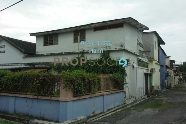 For Sale Terrace at Taman Lee Siew Joo, Seremban Freehold Unfurnished 4R/3B 190k