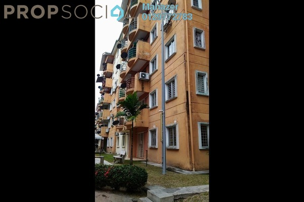 For Sale Apartment at Bandar Country Homes, Rawang Freehold Unfurnished 3R/2B 188k