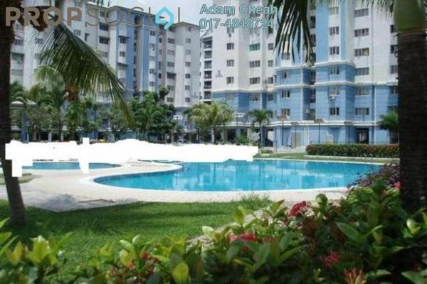 For Sale Condominium at Tasik Heights Apartment, Bandar Tasik Selatan Leasehold Unfurnished 3R/2B 320k
