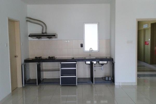 For Rent Condominium at Viva Residency, Sentul Freehold Semi Furnished 3R/2B 2.2k