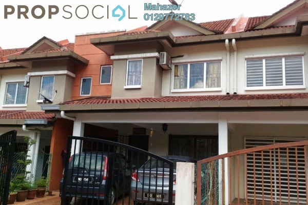 For Sale Terrace at Emerald West, Rawang Freehold Semi Furnished 4R/3B 499k