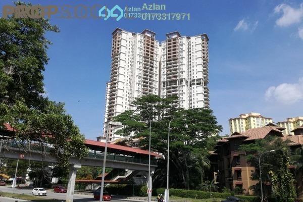 For Rent Condominium at Seri Maya, Setiawangsa Freehold Fully Furnished 5R/4B 4.8k