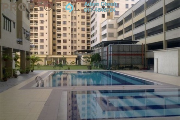 For Rent Condominium at Permai Puteri, Ampang Leasehold Fully Furnished 3R/2B 1.7k