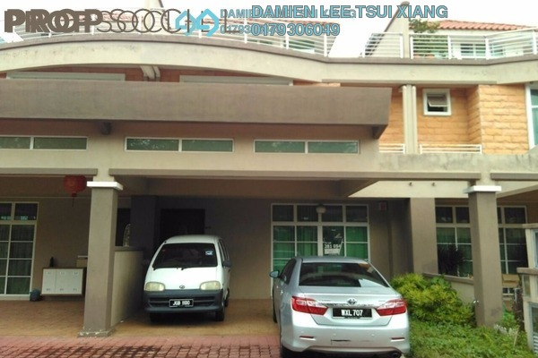For Rent Semi-Detached at The Tropicana Residences, Melaka Freehold Semi Furnished 6R/6B 6k