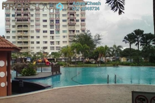 For Rent Condominium at Koi Tropika, Puchong Leasehold Semi Furnished 3R/2B 1.3k