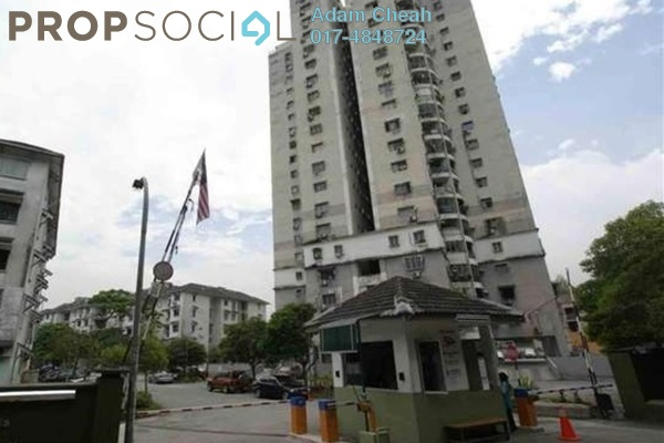 For Rent Condominium at Pandan Height, Pandan Perdana Freehold Fully Furnished 3R/2B 1.4千