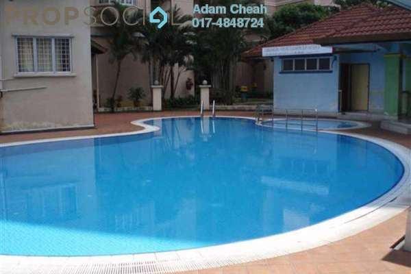 For Rent Condominium at Kojaya, Ampang Leasehold Semi Furnished 4R/3B 1.7k