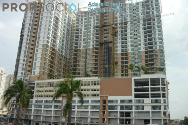For Rent Condominium at Impian Meridian, UEP Subang Jaya Freehold Fully Furnished 3R/2B 2.2k