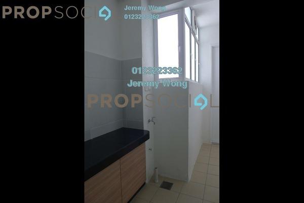 For Rent Condominium at Scenaria, Segambut Freehold Semi Furnished 3R/3B 2k
