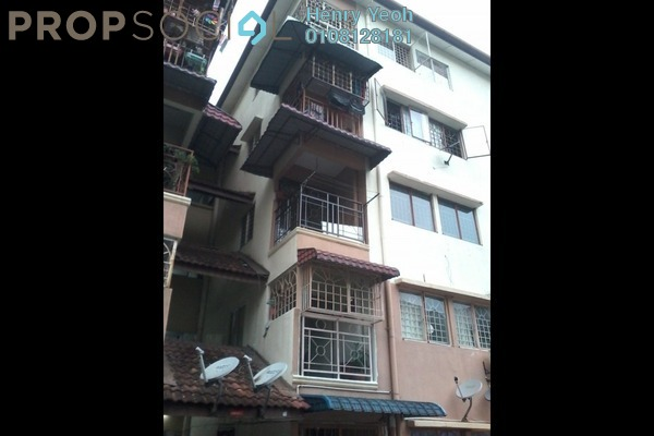 For Rent Apartment at Sri Anggerik 2, Bandar Kinrara Freehold Unfurnished 3R/2B 900translationmissing:en.pricing.unit