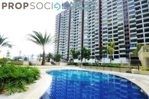 For Rent Apartment at One Damansara, Damansara Damai Leasehold Unfurnished 3R/2B 1.5k