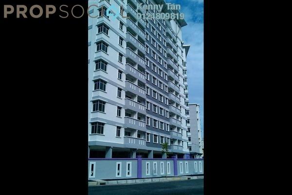 For Rent Apartment at Idaman Lavender 2, Sungai Ara Freehold Semi Furnished 3R/2B 800translationmissing:en.pricing.unit