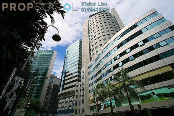 For Rent Office at Wisma UOA I, KLCC Freehold Semi Furnished 0R/0B 41.8k