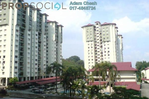 For Rent Condominium at Winner Court B, Desa Petaling Leasehold Fully Furnished 3R/2B 1.3k