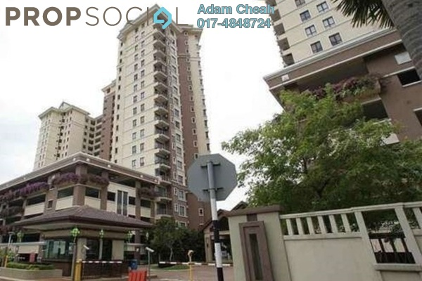 For Rent Condominium at Casa Indah 1, Tropicana Leasehold Semi Furnished 3R/2B 1.9千