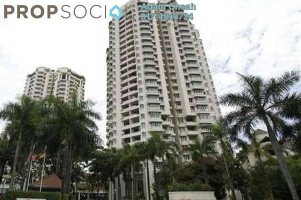 For Rent Condominium at Riana Green, Tropicana Leasehold Fully Furnished 3R/2B 2.4千