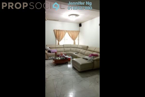 For Sale Terrace at USJ 18, UEP Subang Jaya Freehold Semi Furnished 4R/3B 795k