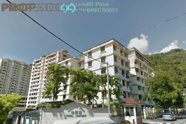 For Rent Condominium at Penhill Perdana, Air Itam Freehold Fully Furnished 3R/2B 850translationmissing:en.pricing.unit