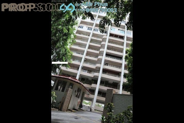 For Rent Condominium at Sea Range Tower, Batu Ferringhi Freehold Fully Furnished 2R/2B 2.8k