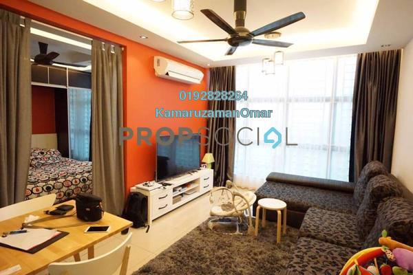 For Sale Serviced Residence at Vista Alam, Shah Alam Leasehold Fully Furnished 2R/2B 525k