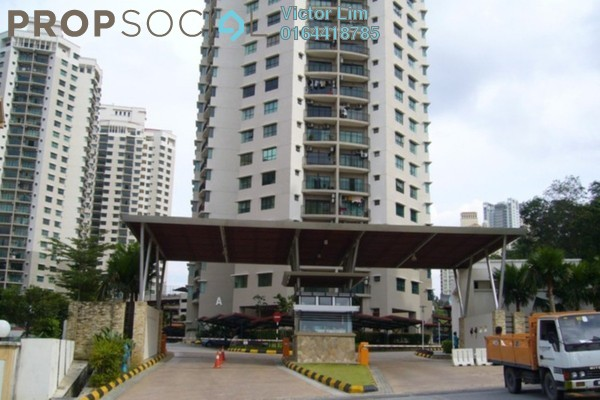 For Sale Condominium at Changkat View, Dutamas Freehold Unfurnished 3R/2B 545k