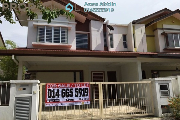 For Rent Semi-Detached at Ambang Botanic 1, Klang Freehold Unfurnished 4R/4B 2.1k