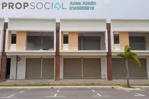 For Rent Shop at Bandar Parklands, Klang Freehold Unfurnished 0R/0B 1.2k