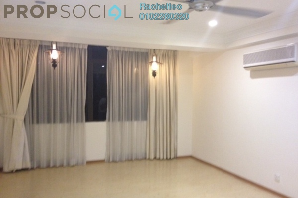 For Rent Townhouse at Bukit Bandaraya, Bangsar Freehold Semi Furnished 3R/2B 3.3k