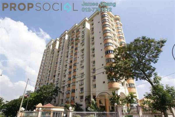 For Sale Condominium at Menara Jaya, Petaling Jaya Leasehold Fully Furnished 5R/4B 888k