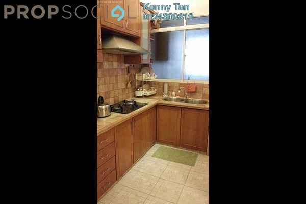 For Rent Condominium at Gurney Park, Gurney Drive Freehold Fully Furnished 3R/2B 2.3k