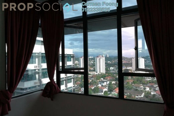 For Rent Condominium at Centrestage, Petaling Jaya Leasehold Semi Furnished 3R/2B 2k