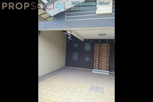 For Sale Terrace at Kemuning Utama Commercial Centre, Kemuning Utama Freehold Semi Furnished 4R/4B 800k