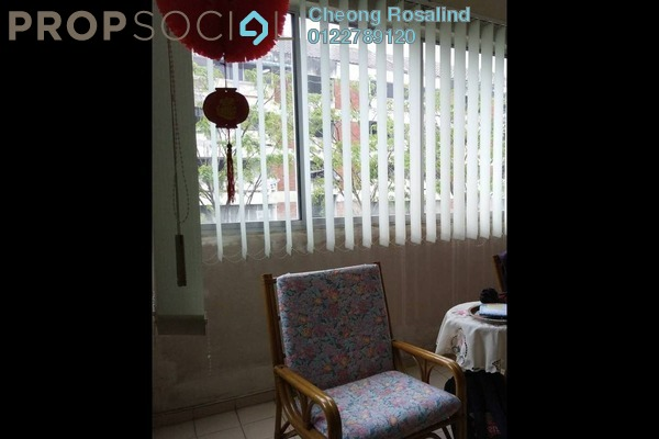 For Sale Apartment at Sea Park Apartment, Petaling Jaya  Semi Furnished 2R/1B 450k
