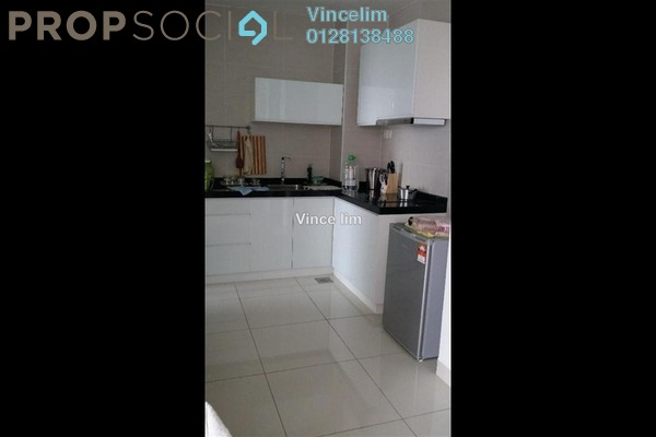 For Rent Serviced Residence at Central Residence, Sungai Besi Freehold Semi Furnished 2R/1B 1.6k
