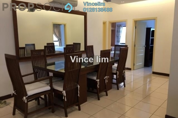 For Sale Condominium at Casa Kiara I, Mont Kiara Freehold Fully Furnished 3R/3B 850k