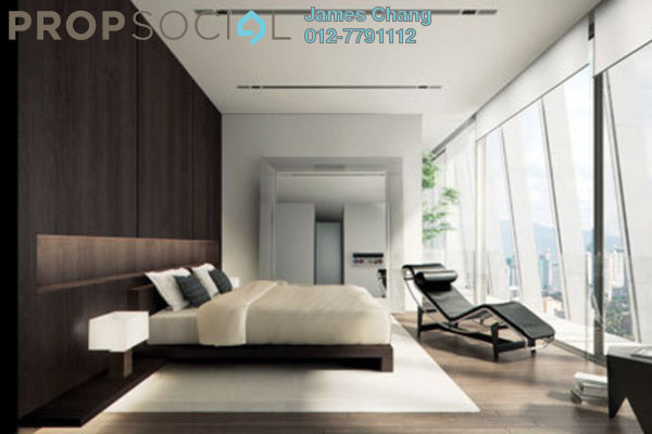 For Sale Condominium at The Tamarind, Sentul Freehold Fully Furnished 4R/3B 750.0千