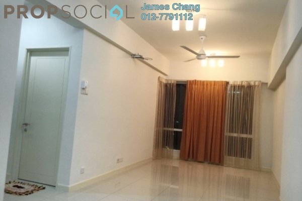 For Sale Condominium at Tiara Mutiara, Old Klang Road Freehold Fully Furnished 3R/2B 520k