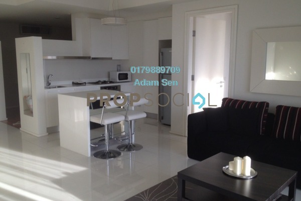 For Rent Condominium at Hampshire Place, KLCC Freehold Fully Furnished 2R/1B 4.1k