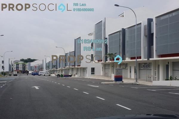 For Sale Shop at Mercato, Bandar Enstek Freehold Unfurnished 0R/2B 917k