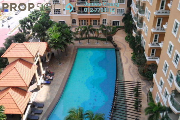 For Sale Condominium at Hartamas Regency 1, Dutamas Freehold Fully Furnished 4R/3B 850k