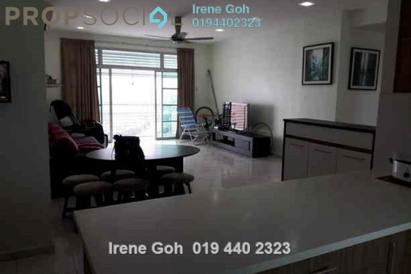 For Rent Condominium at The Brezza, Tanjung Tokong Leasehold Fully Furnished 3R/2B 2.8k
