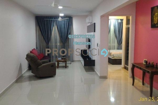 For Sale Serviced Residence at De Centrum City, Kajang Freehold Fully Furnished 3R/2B 580k